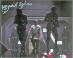 Daniel Eghan, Star Wars Rogue one actor, 10 x 8 Genuine Signed Autograph 10117